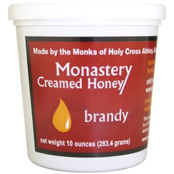 Brandy Creamed Honey