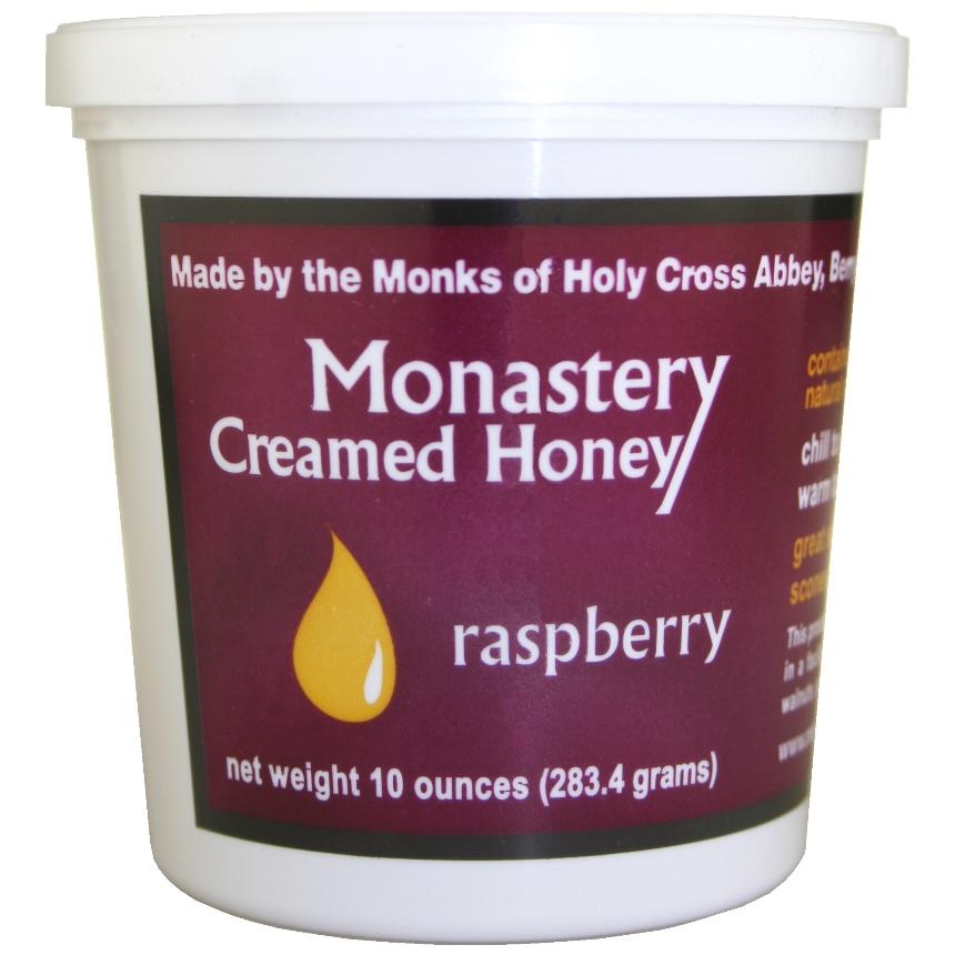 Raspberry Creamed Honey