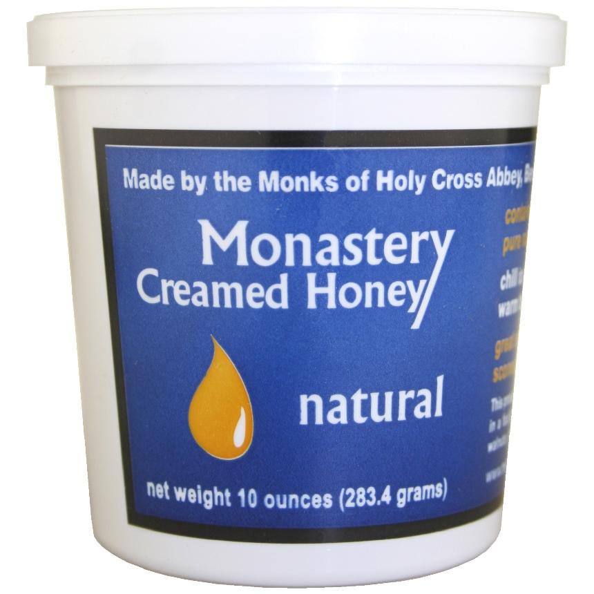 Plain Creamed Honey