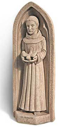 Franciscan Statues & Shrines