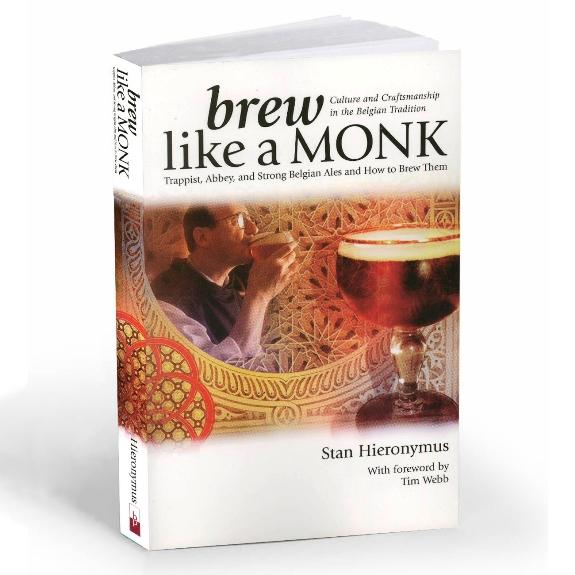Brew Like a Monk (paperback)