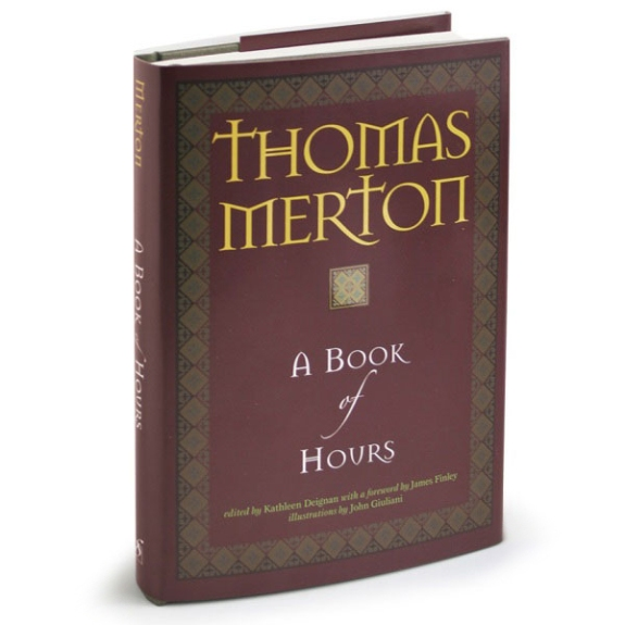 Merton's Book of Hours (hardcover)