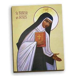 St. Teresa of Avila Icon