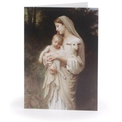 L'Innocence Christmas Cards (box of 18)