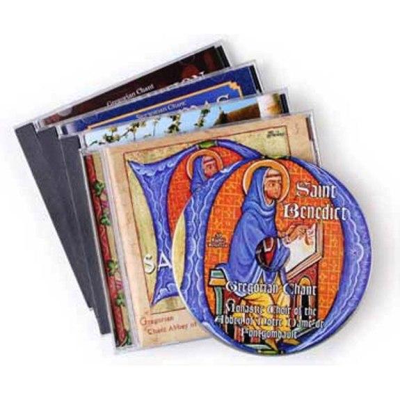 Fontgombault CDs (set of 4)