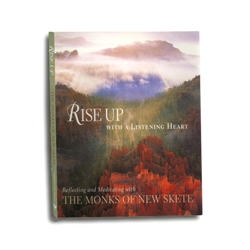 Rise Up With a Listening Heart (hardcover)