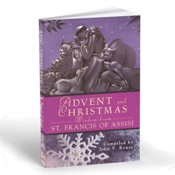 Advent & Christmas Wisdom from St. Francis (paperback)