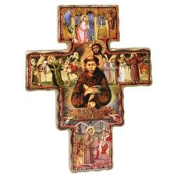 St. Francis Crosses & Rosaries