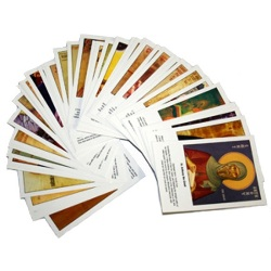 Orthodox Flash Cards (box)