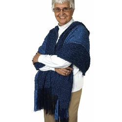 Prayer Shawl (blue)