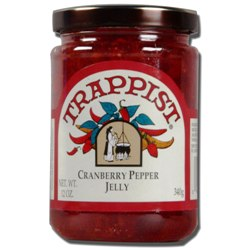 Monastery Greetings | Trappist Cranberry Pepper Jelly from St. Joseph ...
