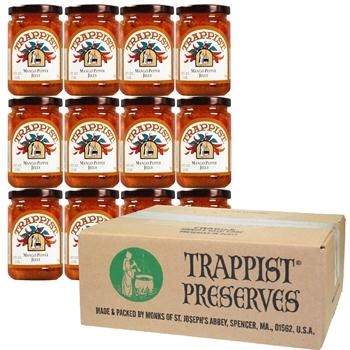 Trappist Preserves - Mango Pepper Jelly (12-Jar Case)