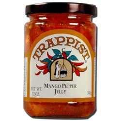 Trappist Preserves - Mango Pepper Jelly (By the Case)
