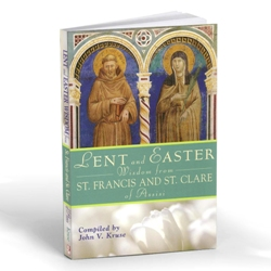 Lent & Easter with Sts. Francis & Clare (paperback)