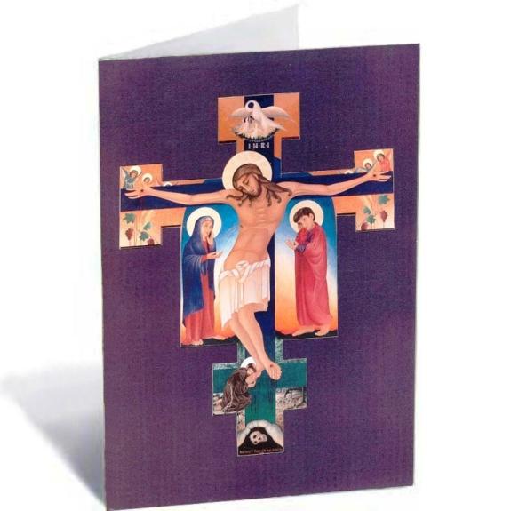 Geneseo Crucifix Note Cards (5-pack)