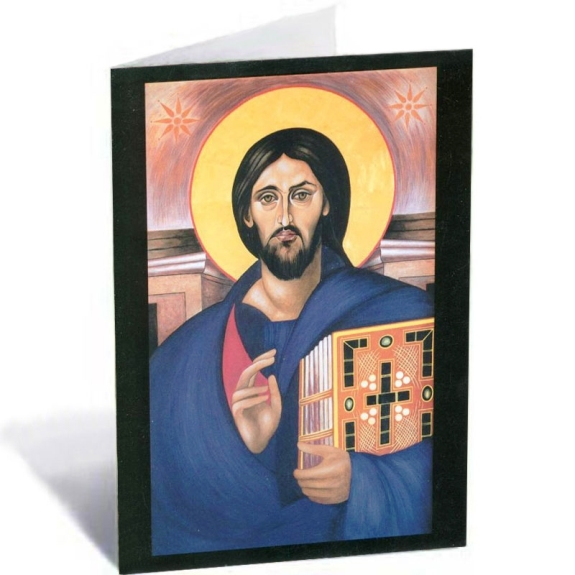 Pantocrator Note Cards (5-pack)
