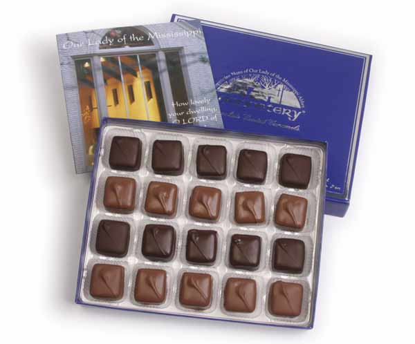 Chocolate Coated Caramels (small)