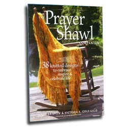 The Prayer Shawl Companion (knitting) (paperback)