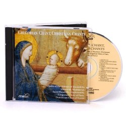 Christmas Chant from 5 Monasteries (CD)