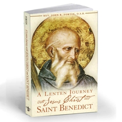 Lenten Journey with St. Benedict (paperback)