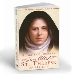Lenten Journey with St. Therese (paperback)