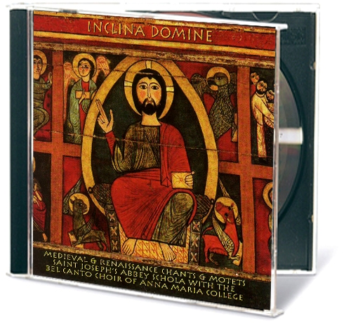 Inclina Domine (CD)
