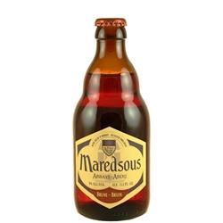 Maredsous Brune Abbey Belgian Ale 11.2 oz