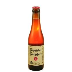 Trappistes Rochefort 6 (red cap) 11.2 oz