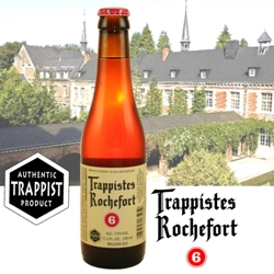 Trappistes Rochefort 6 (red cap) 11.2 oz