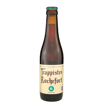 Trappistes Rochefort 8 (green cap) 11.2 oz