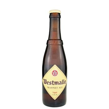 Westmalle Tripel Trappist Ale 11.2 oz