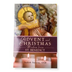 Advent & Christmas Wisdom from St. Benedict (paperback)