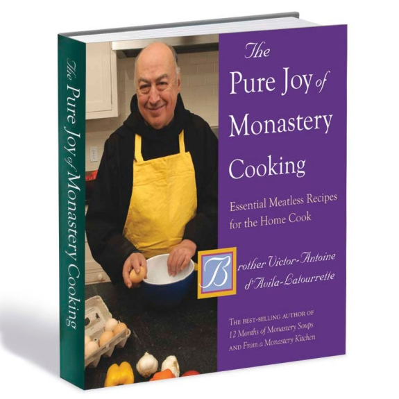 The Pure Joy of Monastery Cooking (hardcover)