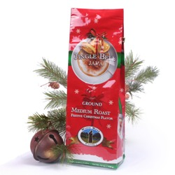 Jingle Bell Java Coffee (ground)