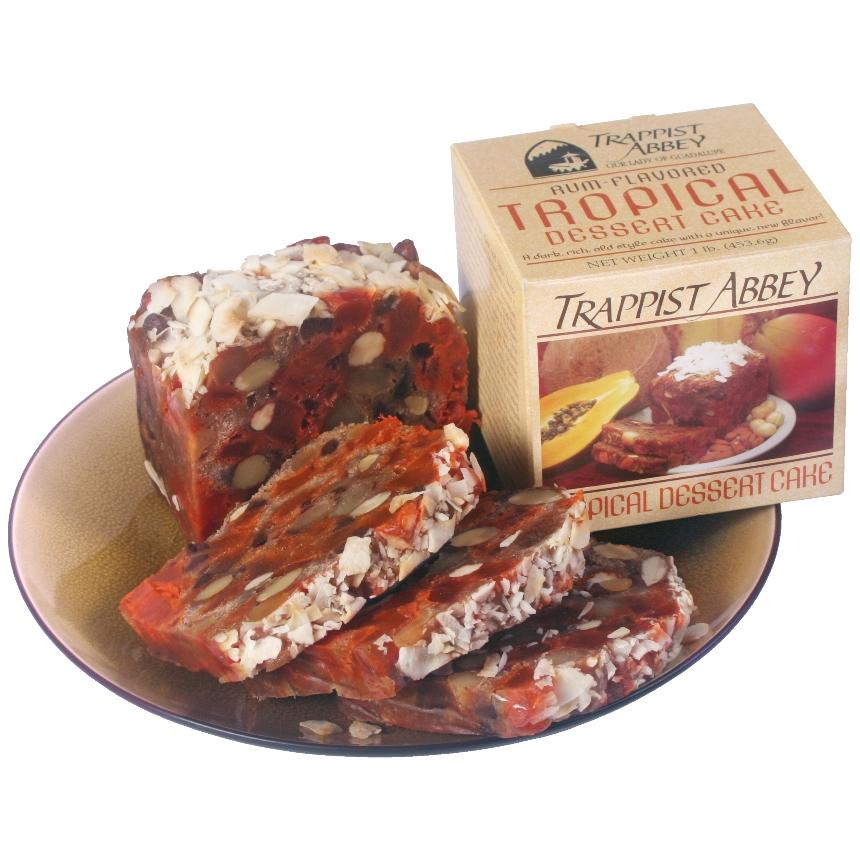 Tropical Dessert Cake (1 lb.)