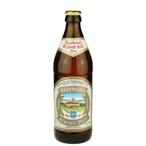 Reutberger Export Hell 16.9 oz