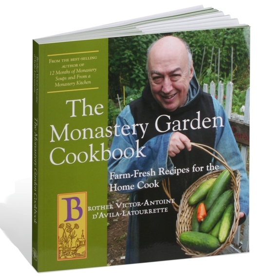 The Monastery Garden Cookbook (paperback)