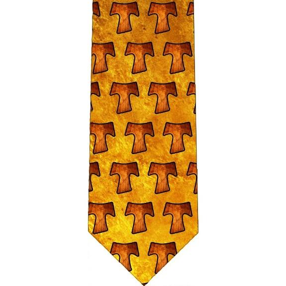 Tau Cross Tie