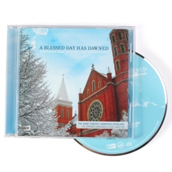 A Blessed Day has Dawned (CD)