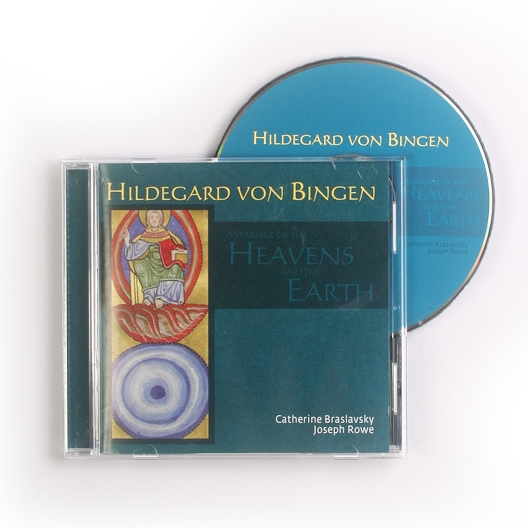 Marriage of the Heavens & the Earth (CD)