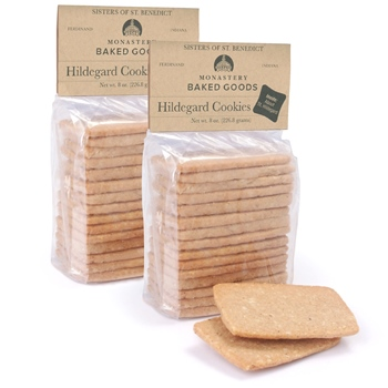 Hildegard Cookies (2-pack)