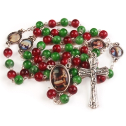 Nativity Rosary (with gift box)