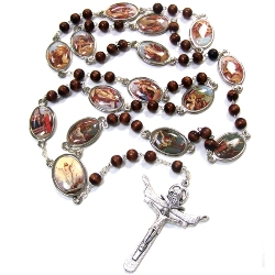 Stations of the Cross Rosary (gift box)