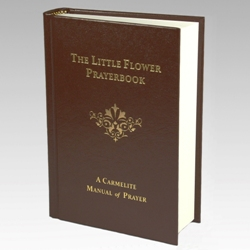 The Little Flower Prayerbook (hardcover)