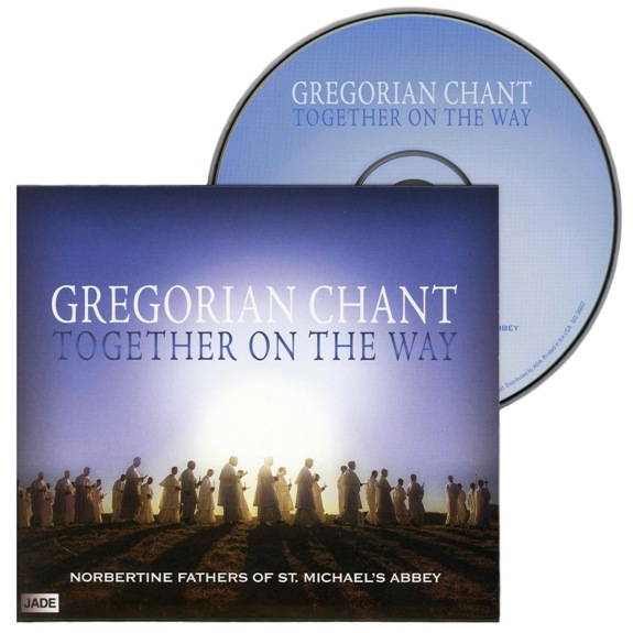 Gregorian Chant: Together on the Way (CD)