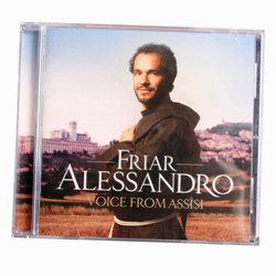 Voice from Assisi (CD)