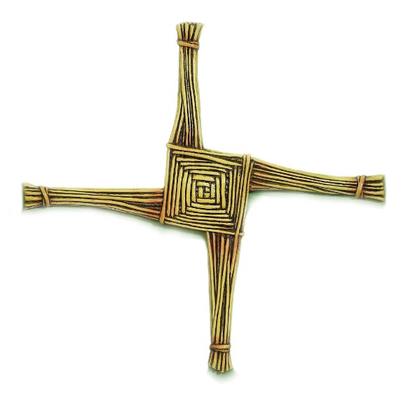 Large St. Brigid's Cross (gift box)