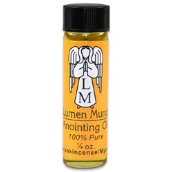 1/4-oz. Anointing Oil (frankincense & myrrh)