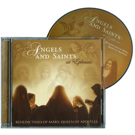 Angels & Saints at Ephesus