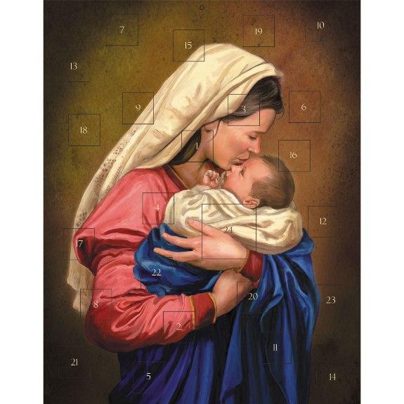 Mother's Kiss Advent Calendar (PC291)